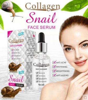 Face Serum Snail