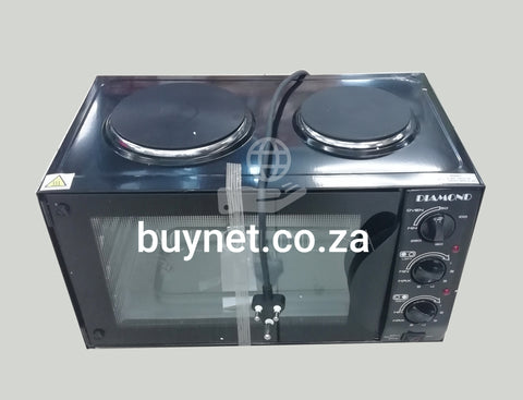 Diamond Oven 26L Solid