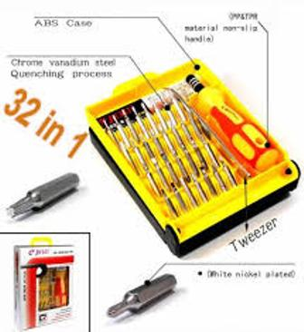 Electron Screwdriver Set 32 in 1