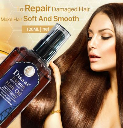 Hair Oil Keratin
