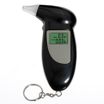 Alcohol Breathalyser Tester