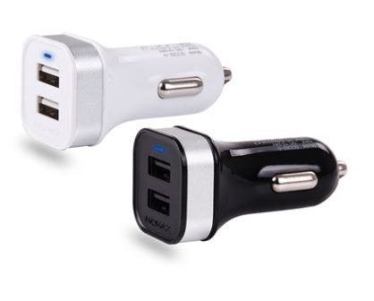Car USB Charger Socket Double