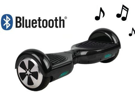 Hoverboard with Bluetooth