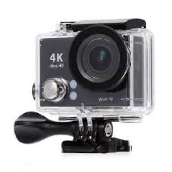 Ultra HD 4K Wifi Action Sports Camera waterproof with Remote