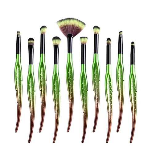 Stunning Leaf Brush Set