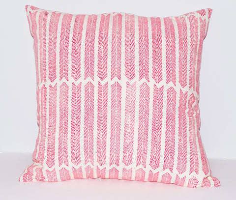 Cotton Throw Pillow | Aiko Tomato