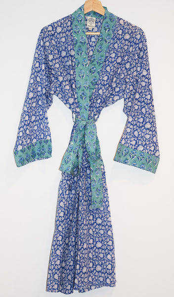 Jaipur Long Robe | Royal Garden