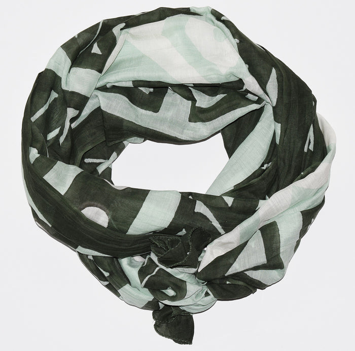 Cotton Silk Scarf | Dom Sage