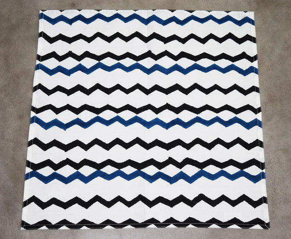 Set of 4 Napkins | Geri White Multi