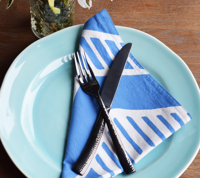 Set of 4 Napkins | Chari Delft