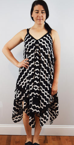 Jodi Dress | Geri Black