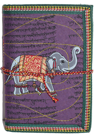 Hindi Script Elephant Journal | Eggplant
