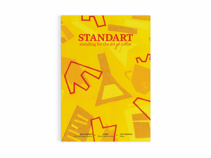 STANDART MAGAZINE Issue 13 - Django Coffee Co.