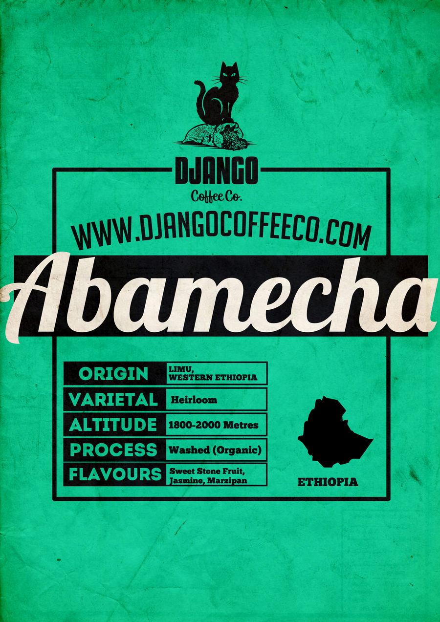 Ethiopia Abamecha - Django Coffee Co.