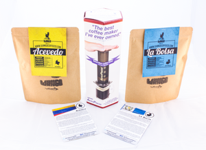 AeroPress Gift Set - Django Coffee Co.