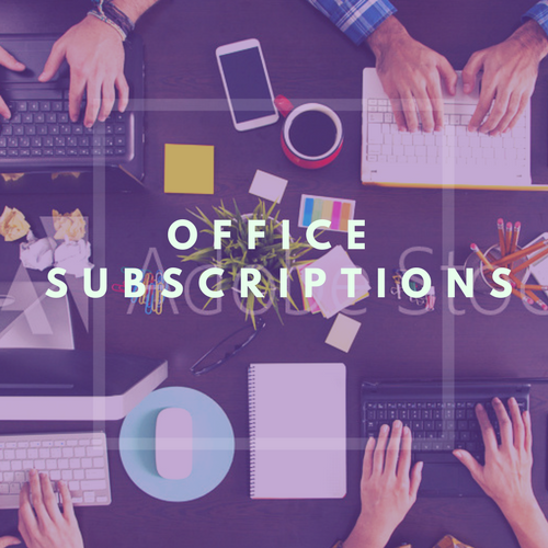 Office Subscriptions - Django Coffee Co.