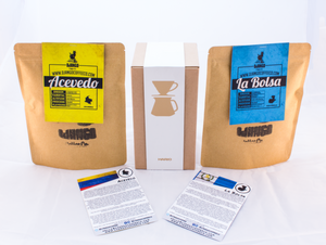 Hario V60 Gift Set - Django Coffee Co.