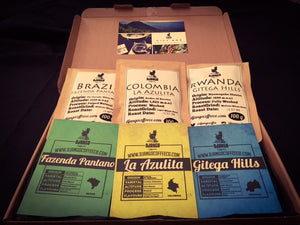 Gift Box - Django Coffee Co.