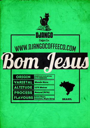 Brazil Bom Jesus - Django Coffee Co.
