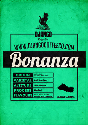El Salvador Finca Bonanza - Django Coffee Co.
