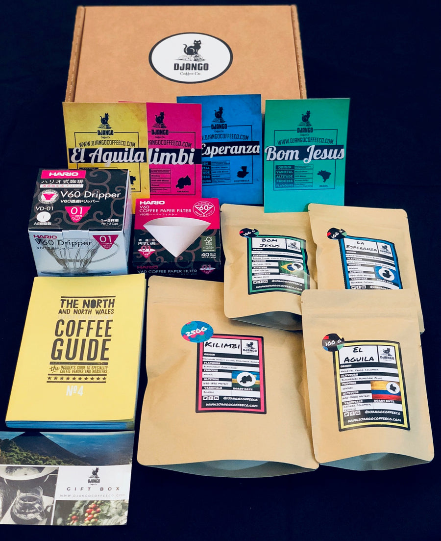 Gift Box & 12 Month Subscription - Django Coffee Co.
