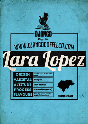 Honduras Lara Lopez - Django Coffee Co.