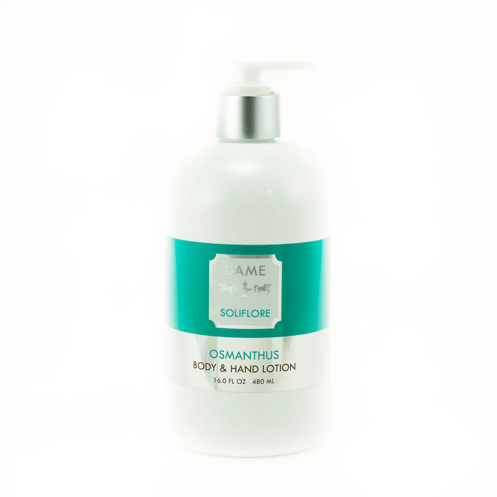 DAME SOLIFLORE Osmanthus Body and Hand Lotion