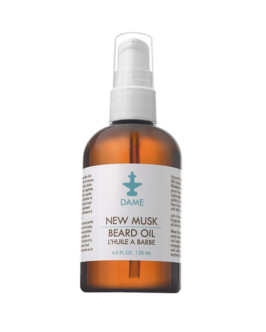 DAME New Musk Beard Oil Treatment