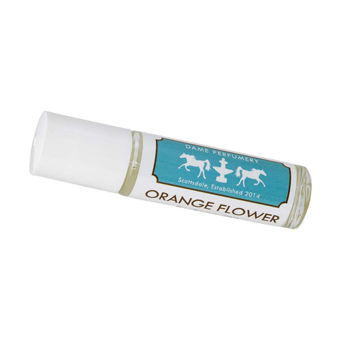 DAME SOLIFLORE Orange Flower Perfume Oil