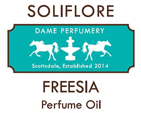 DAME SOLIFLORE Freesia Perfume Oil