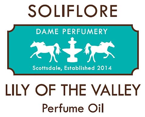 DAME SOLIFLORE Lily of the Valley perfume oil