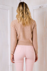 Dynamic Love Knit Beige - Lovecy - 3