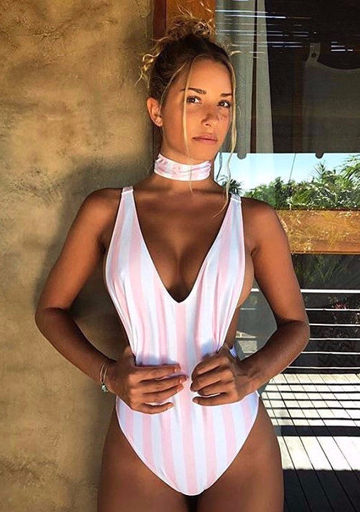 Maldives One Piece Swimsuit