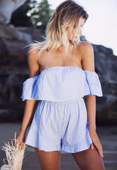 Quadros Playsuit - Lovecy - 1