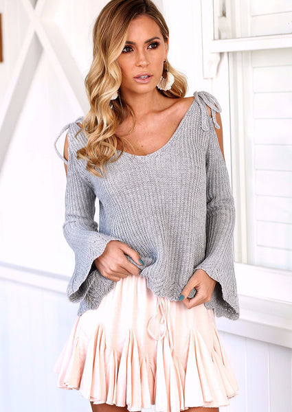 Lilo Knit - Grey