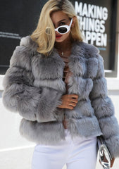 Caitie Fur Coat