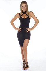 Adoring You Dress - Black - Lovecy - 3