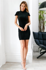 About You Dress - Black