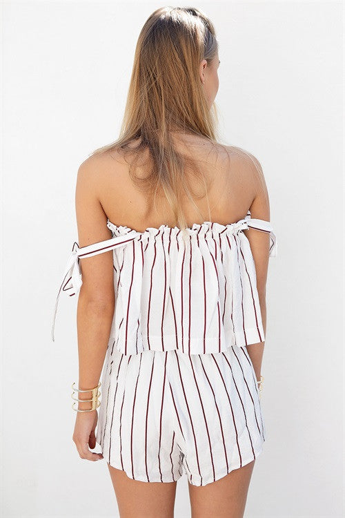 Lana Stripe Set