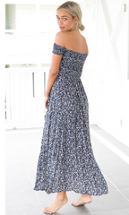 Serena Dress - Blue - Lovecy - 5