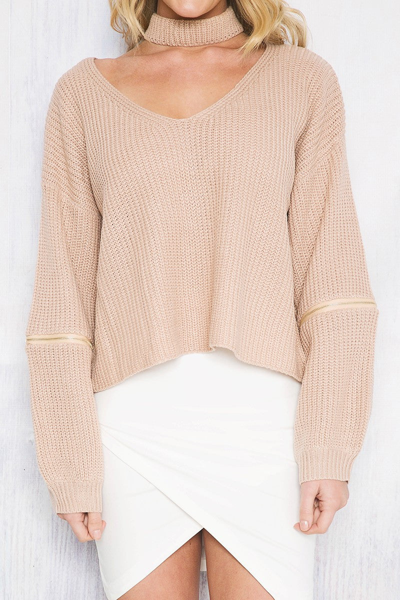 Coyote Knit Nude - Lovecy - 3