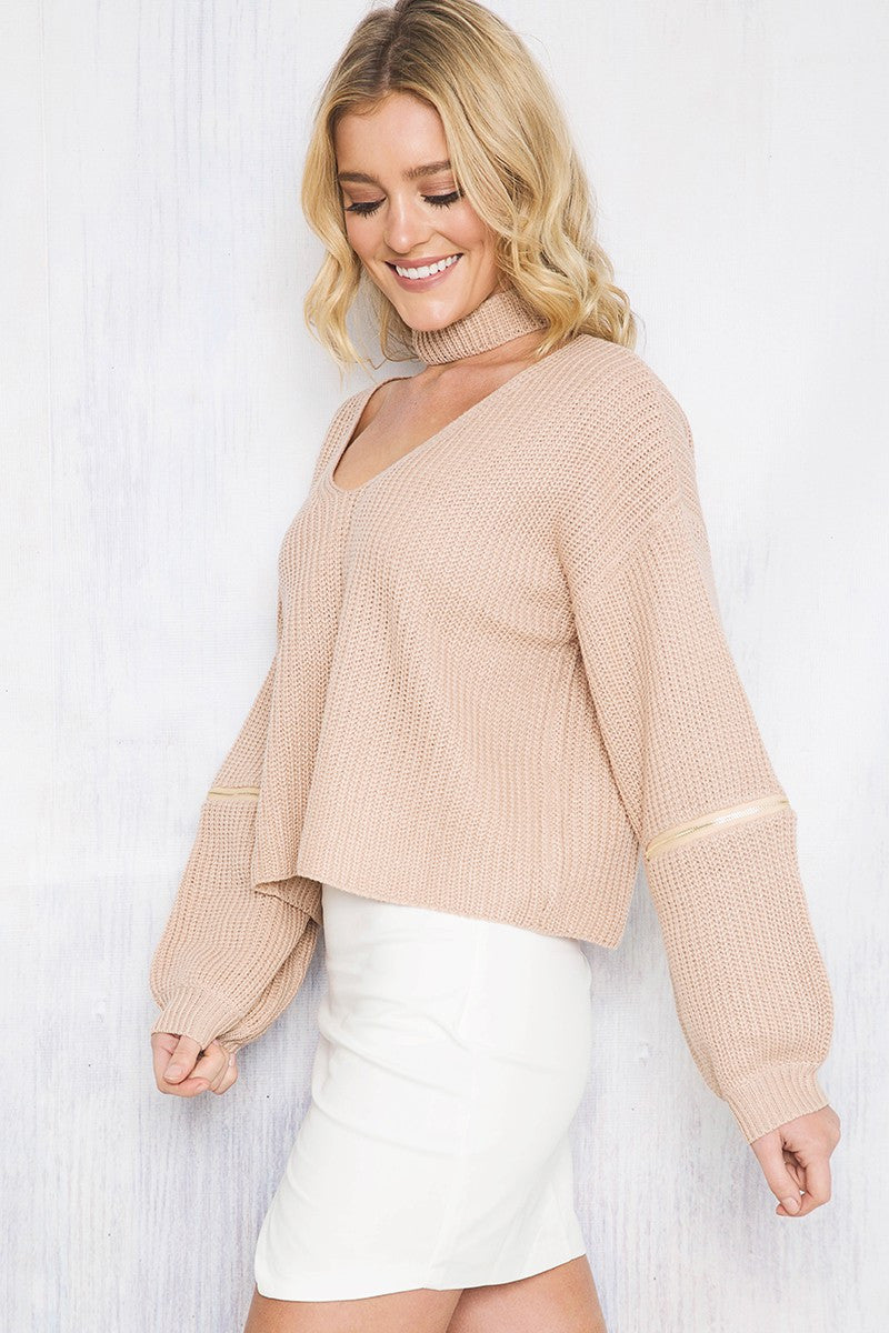Coyote Knit Nude - Lovecy - 2