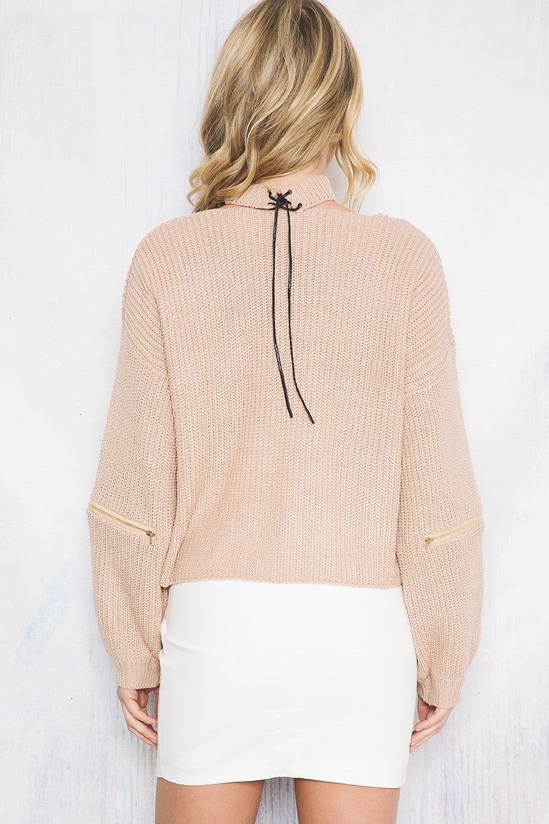 Coyote Knit Nude - Lovecy - 4
