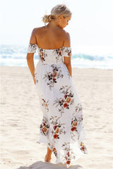 Inside Job Maxi Dress White - Lovecy - 4