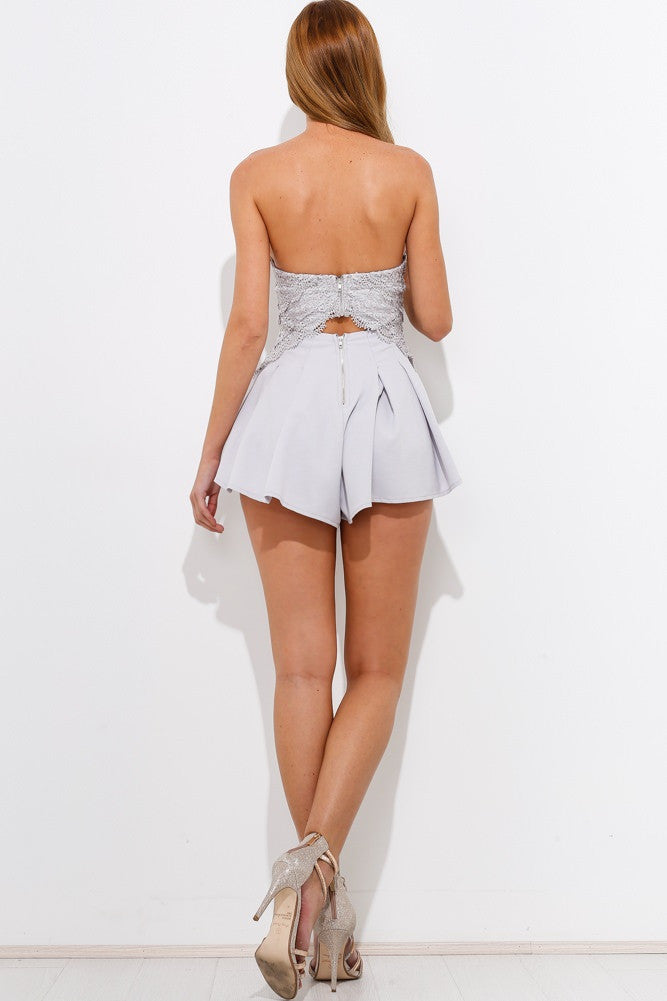 One Day Playsuit Lilac - Lovecy - 4
