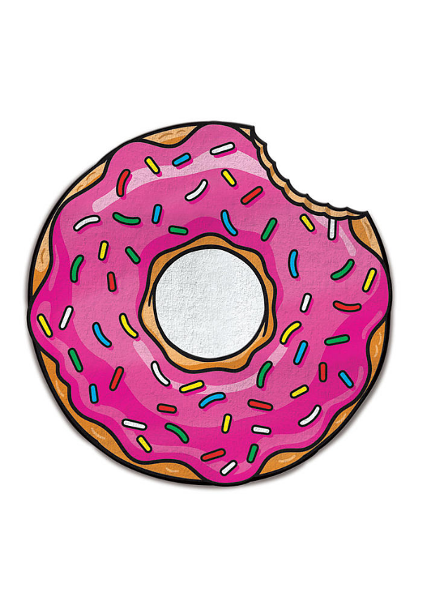 Round Towel - Donut - Lovecy - 2