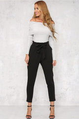Chelsea Pants - Black - Lovecy - 3