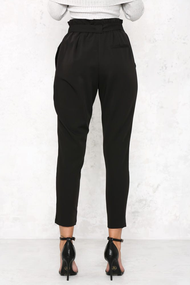 Chelsea Pants - Black - Lovecy - 6