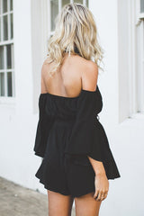 Like I Do Playsuit Black - Lovecy - 7