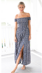 Serena Dress - Blue - Lovecy - 3